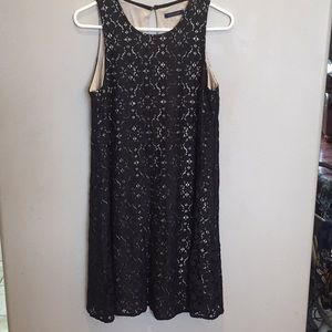 Tommy Hilfiger sz 8 lace sleeveless dress